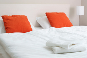 Textile solutions for accommodation